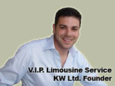 VIP Limousine KW Founder